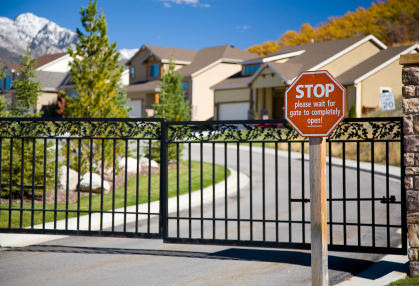 Image Result For Security Gates For Homes