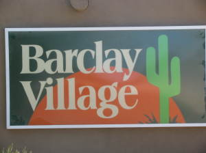 Barclay Village 55+