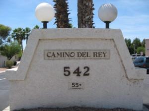 Camino Del Rey 55+