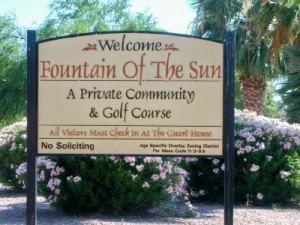 Fountain Of The Sun 55+