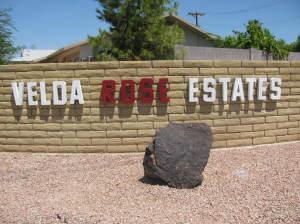 Velda Rose 55+