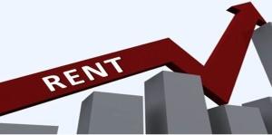 rent rising