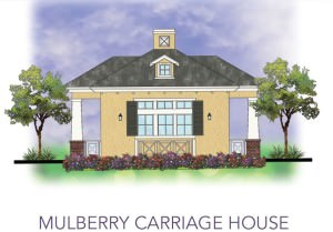 Mulberry carriage house