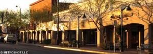 downtown Mesa street