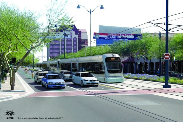mesa light rail