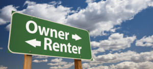 Renter to Home Owner