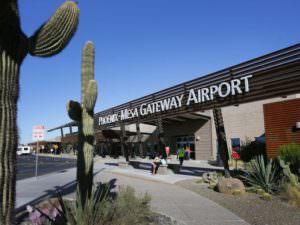Phoenix-Mesa Gateway Airport is Blooming