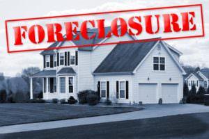 More Foreclosures