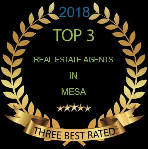 Top 3 Realtor Award
