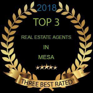 Top 3 Realtor Award