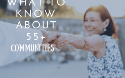 What You Should Know Before Buying in a 55+ Community