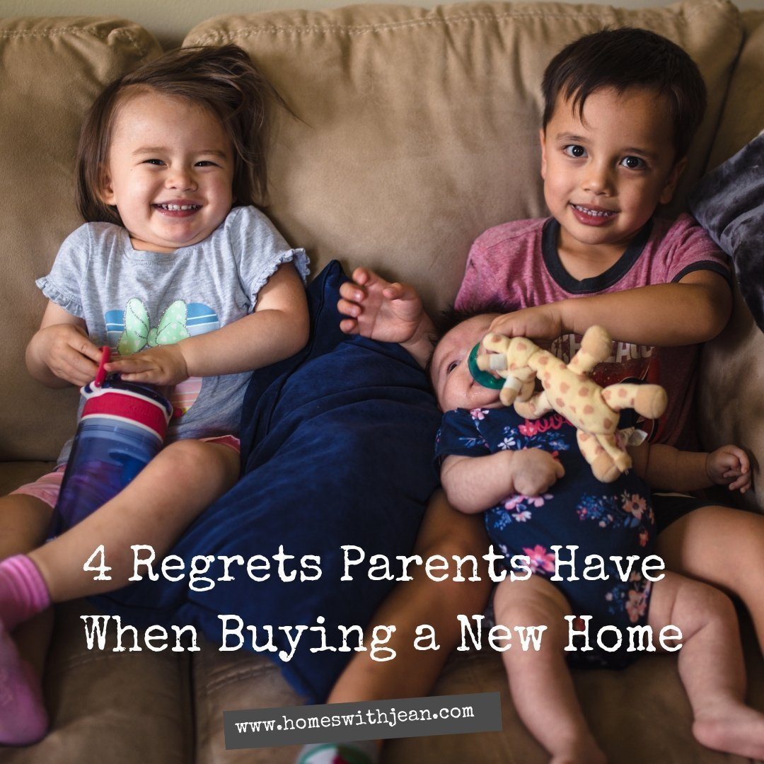 parental home buyer regrets