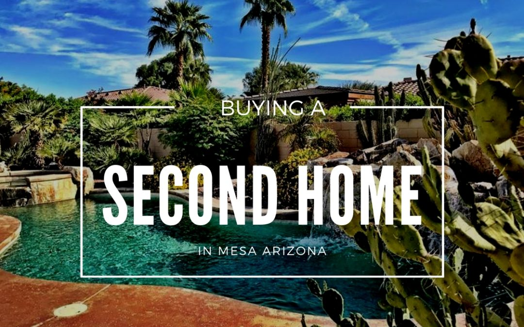 Buying a Vacation Home in Mesa for Christmas?