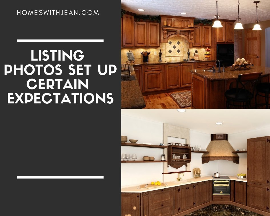 The Unrealistic Expectation of Real Estate Photos