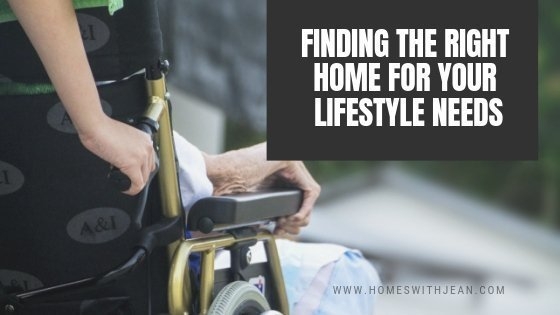 How to Find a Home That Works for Your Medical Needs