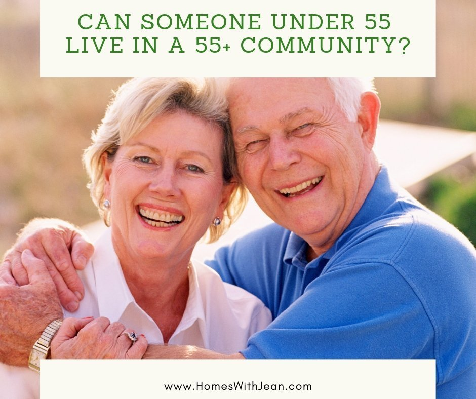 Can Someone Under 55 Live in a 55+ Community?