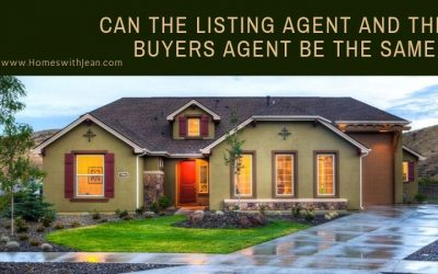 Can the Listing Agent and the Buyers Agent Be the Same?