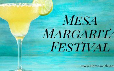 Mesa Margarita Festival 2020